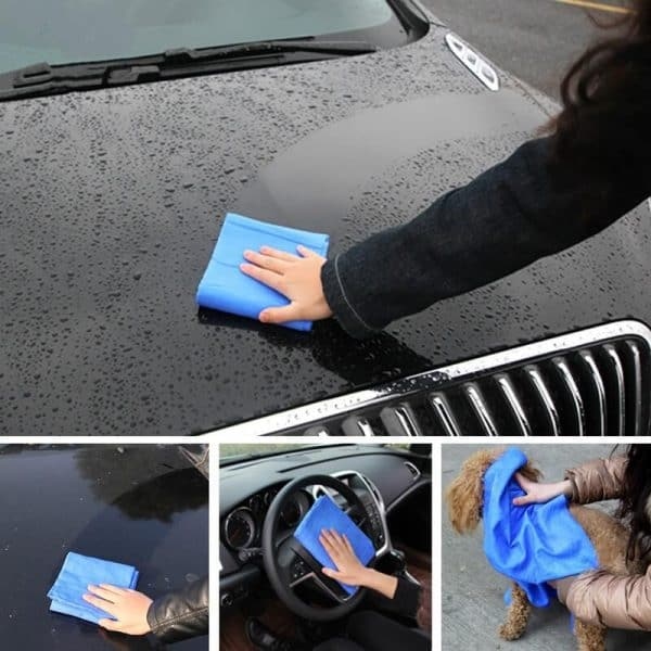 shammy cloth car cleaning buy in india