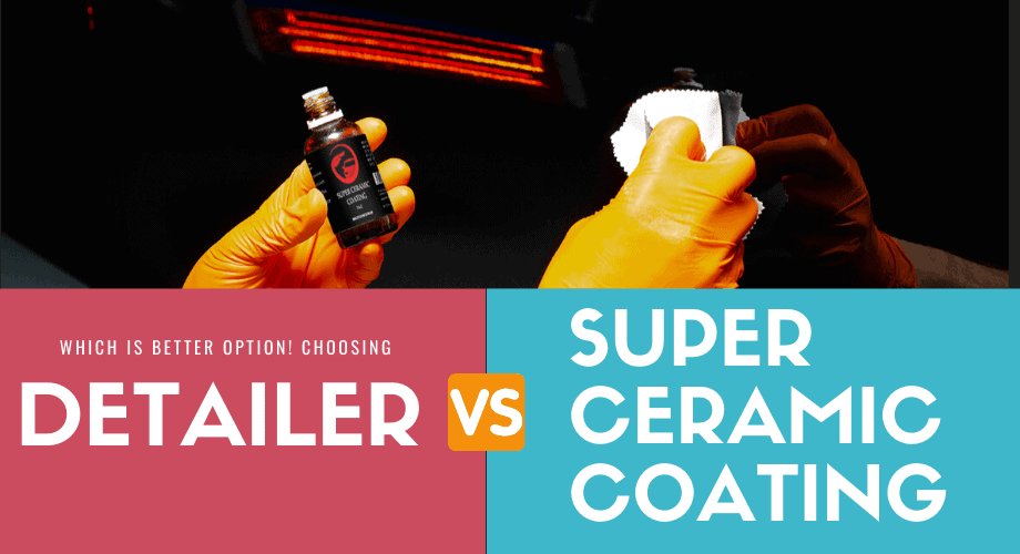 detailer vs diy ceramic coating