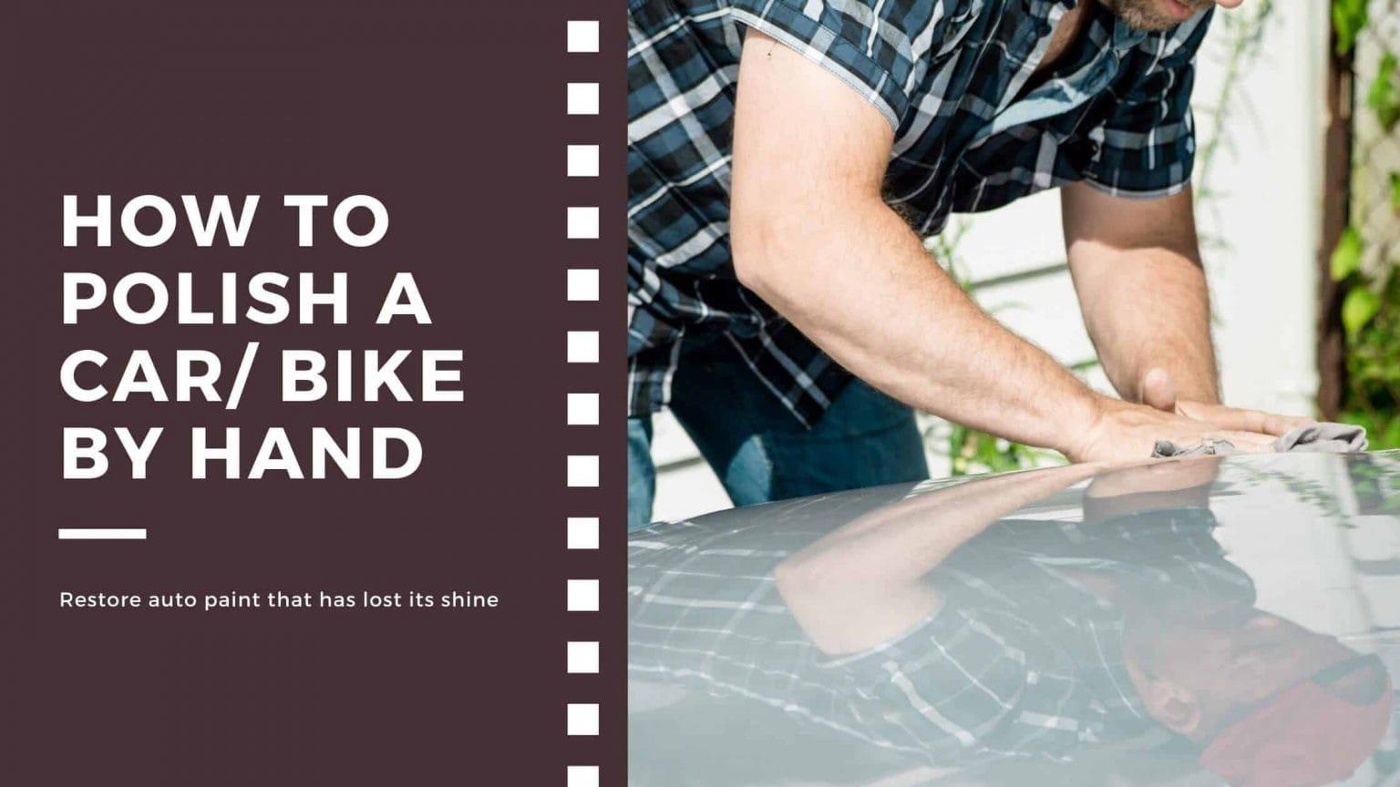 hand polishing and machine polishing difference